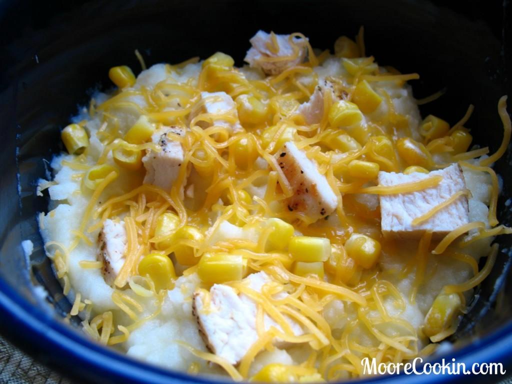 Grilled Chicken Comfort Bowl Recipe