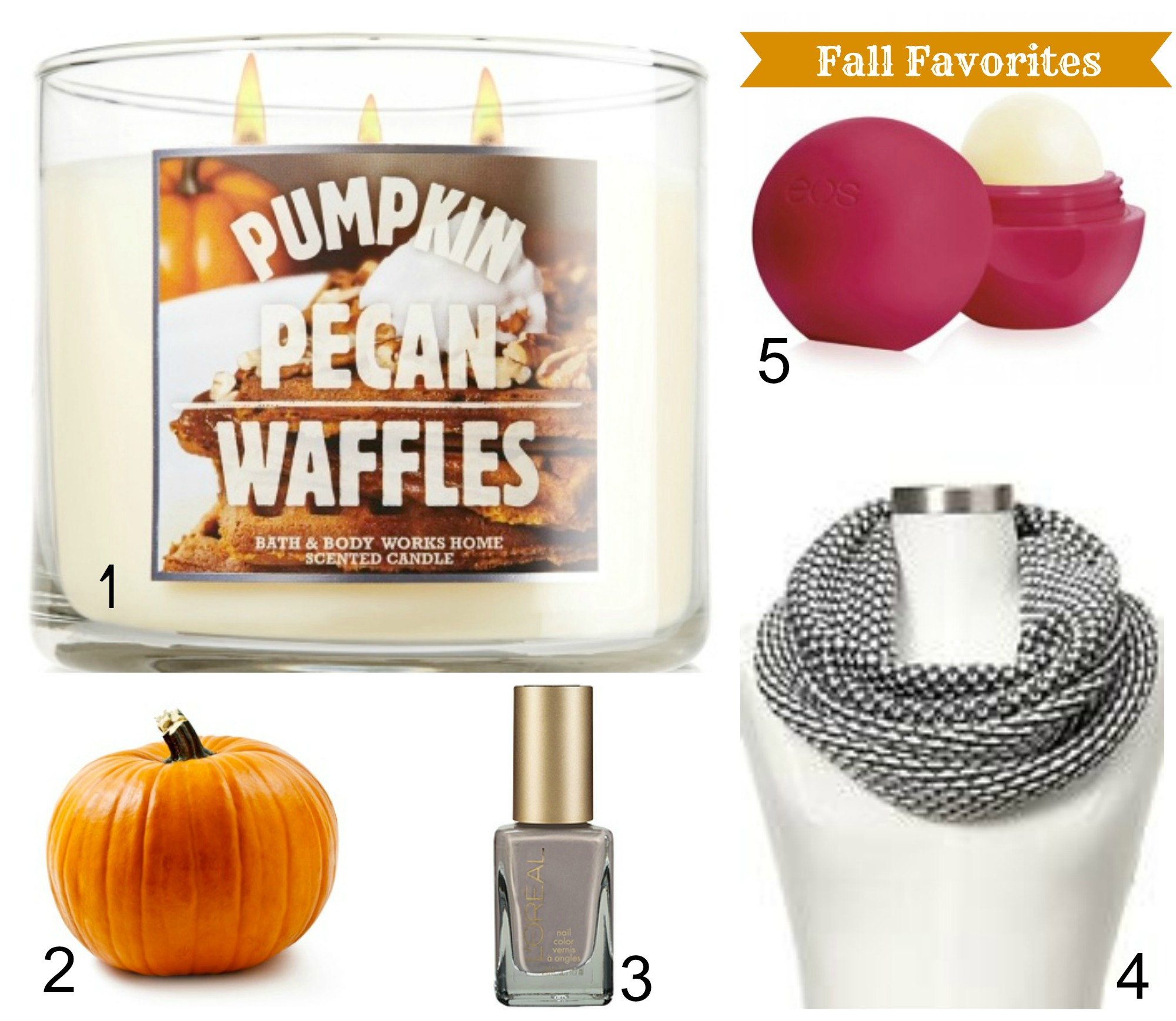 Fall Favorites 2013