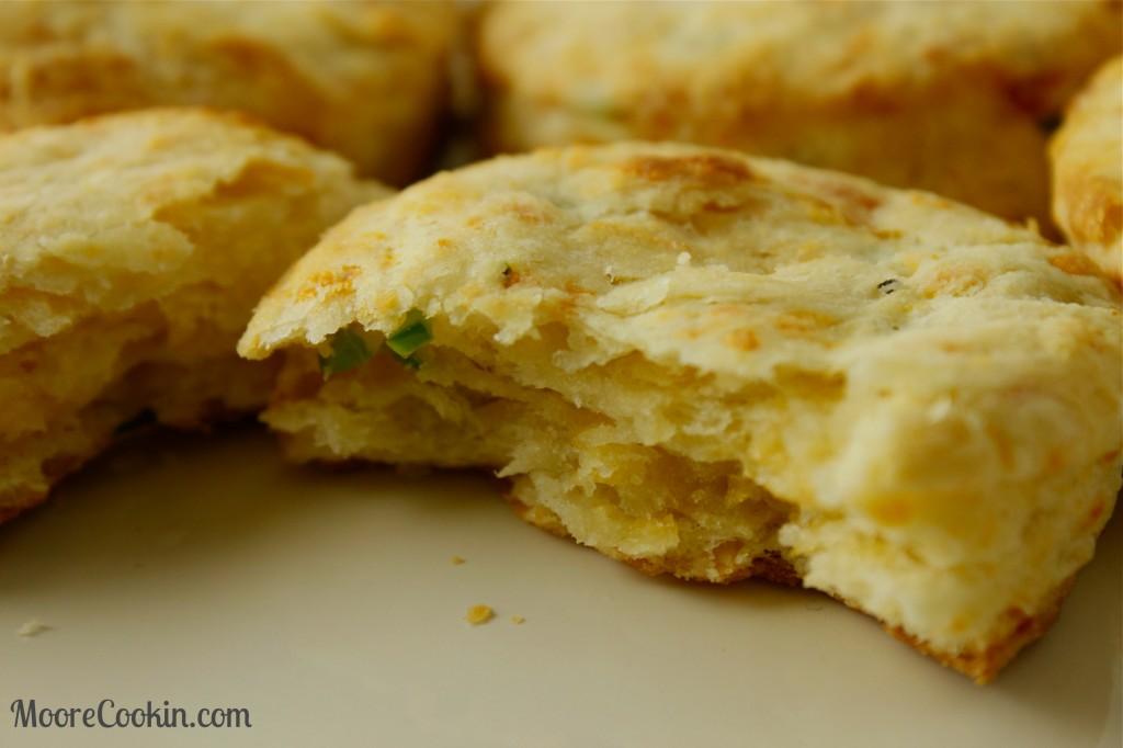 jalapeno cheddar biscuit bite