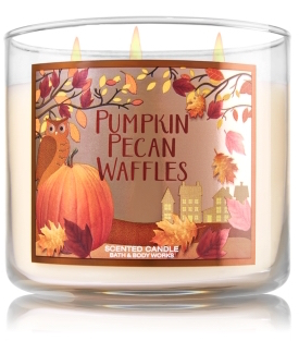 Friday Favorites: Pumpkin Pecan Waffles Candle