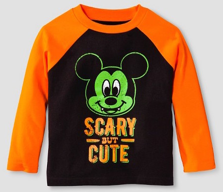 Scary But Cute Mickey Shirt