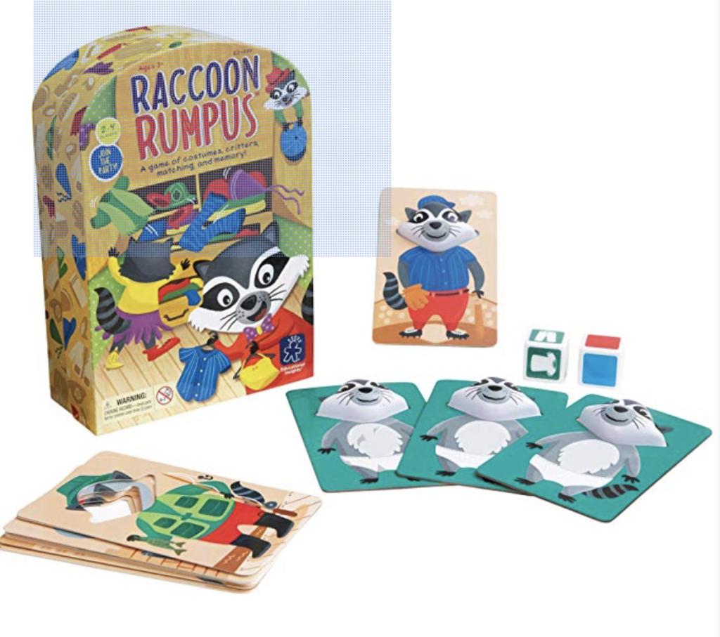 Raccoon Rumpus